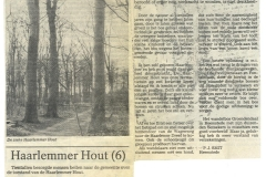 1989 De Haarlemmerhout is doodziek